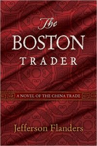 The Boston Trader book cover