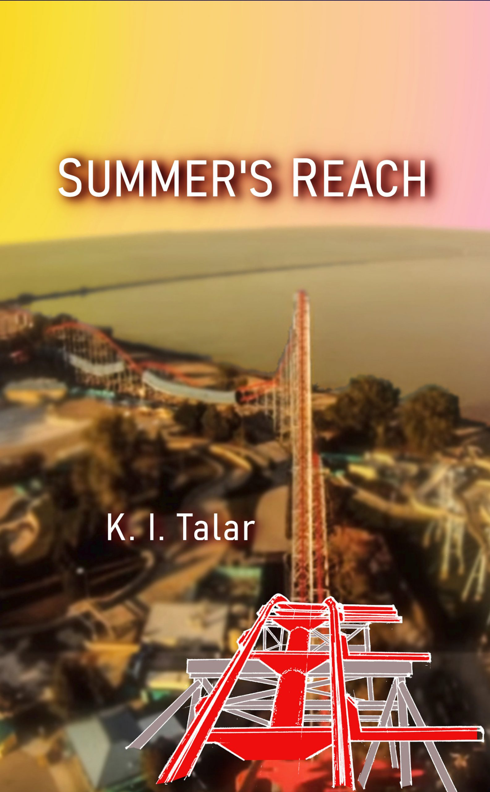 Cover image for SUMMER'S REACH